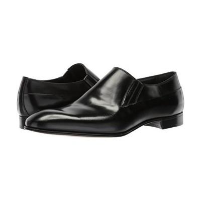 Gravati Plain Toe Slip-On Black 10並行輸入品