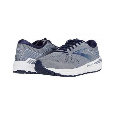 Brooks ブルックス メンズ 男性用 シューズ 靴 スニーカー 運動靴 Beast '20 - Blue/Grey/Peacoat