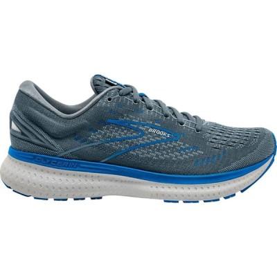 ブルックス Brooks メンズ ランニング・ウォーキング シューズ・靴 Glycerin 19 Running Shoe Quarry/Grey/Dark Blue