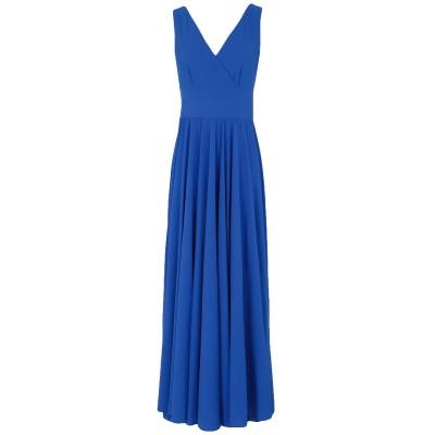 SFIZIO ロングワンピース&ドレス ブライトブルー 42 ナイロン 71% / ポリウレタン 29% ロングワンピース&ドレス