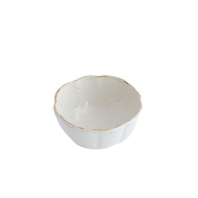 たくまポタリー 小鉢(綿花皮鯨)