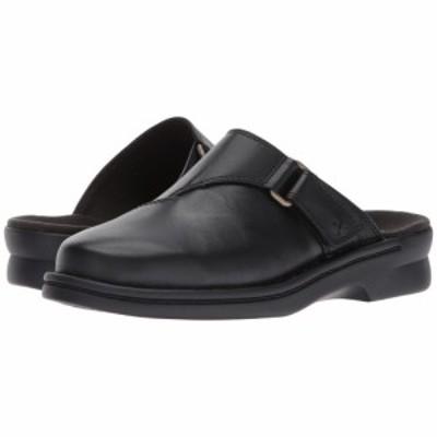 クラークス Clarks レディース サンダル・ミュール シューズ・靴 patty nell Black Leather