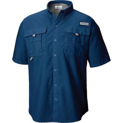 【ポイント最大24倍!!】(取寄)コロンビア メンズ バハマ 2 ショートスリーブ シャツ Columbia Men's Bahama II SS Shirt Carbon 送料無料