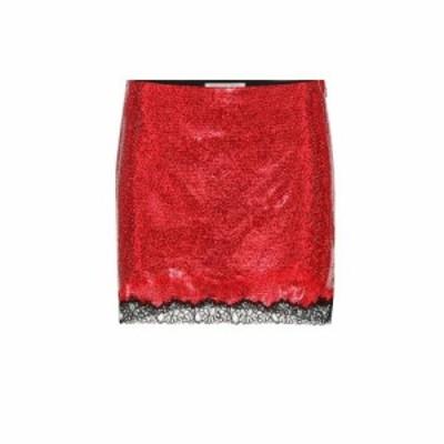 フィロソフィ ディ ロレンツォ セラフィニ Philosophy Di Lorenzo Serafini レディース ミニスカート スカート Embellished miniskirt Fa