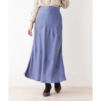 OPAQUE.CLIP / オペーク ドット クリップ 【42(LL)WEB限定サイズ】Aラインマキシスカート