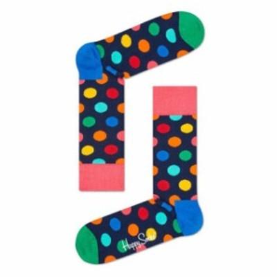 happy-socks ハッピー ソックス ファッション 男性用ウェア ソックス happy-socks big-dot