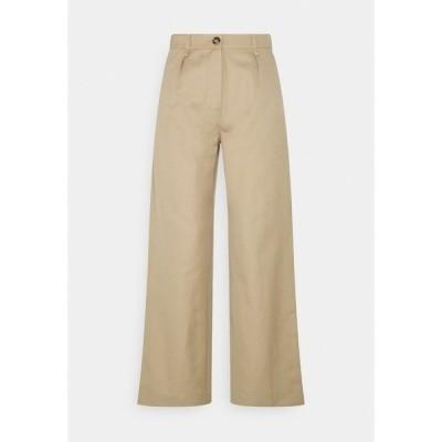 アーケット カジュアルパンツ レディース ボトムス Trousers - beige