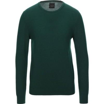ベルウッド BELLWOOD メンズ ニット・セーター トップス sweater Dark green