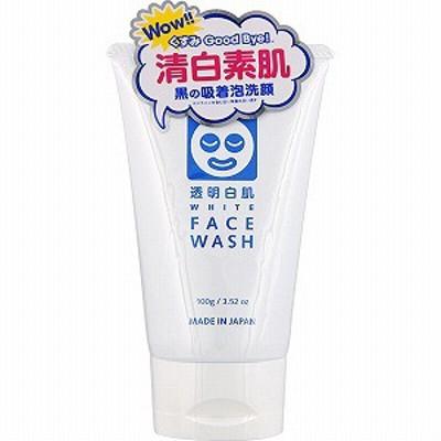 石澤研究所 透明白肌 ホワイトフェイスウォッシュ 100g