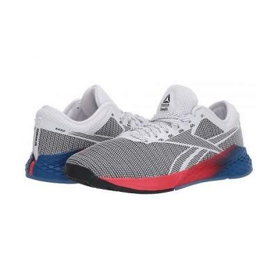 Reebok リーボック メンズ 男性用 シューズ 靴 スニーカー 運動靴 Nano 9 - White/Black/Humble Blue