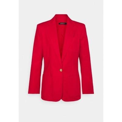 ラルフローレン ジャケット&ブルゾン レディース アウター STRETCH JACKET - Blazer - lipstick red