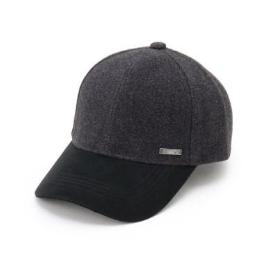 帽子 キャップ メランジサージキャップ