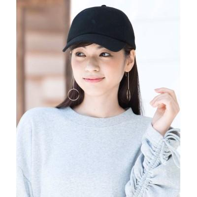 帽子屋ONSPOTZ / イロドリ シンプルウールキャップ irodori WOMEN 帽子 > キャップ