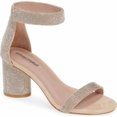 ジェフリー キャンベル JEFFREY CAMPBELL レディース サンダル・ミュール アンクルストラップ シューズ・靴 Laura Ankle Strap Sandal Nu