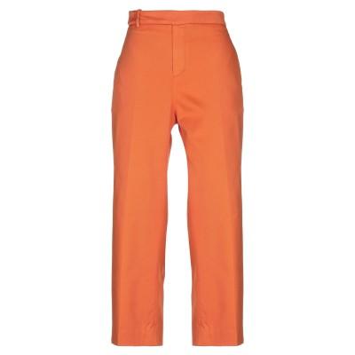 ピーティーゼロウーノ PT01 パンツ オレンジ 38 コットン 96% / ポリウレタン 4% パンツ