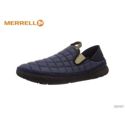 MERRELL メレル HUT MOC ハットモック 5001071 ネイビー メンズ シューズ