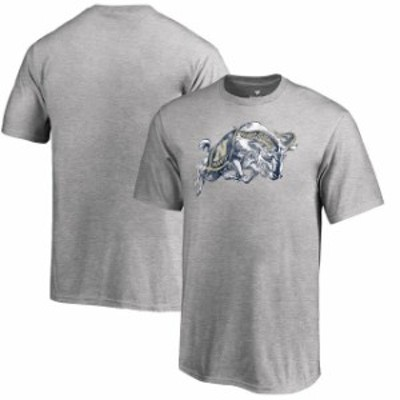Fanatics Branded ファナティクス ブランド スポーツ用品  Fanatics Branded Navy Midshipmen Youth Heathered Gray Classic Primary T-S