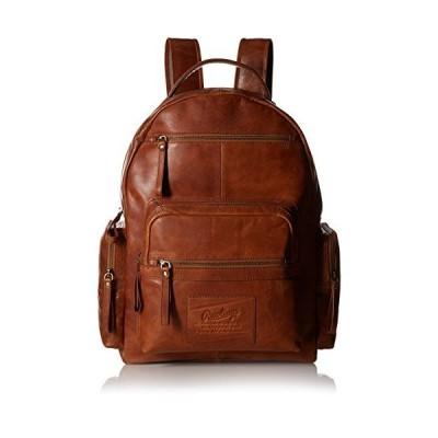 Rawlings Rugged Backpack, Cognac, One Size【並行輸入品】