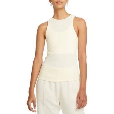 ナイキ レディース シャツ トップス Nike Women's Sportswear Essential Ribbed Tank Top