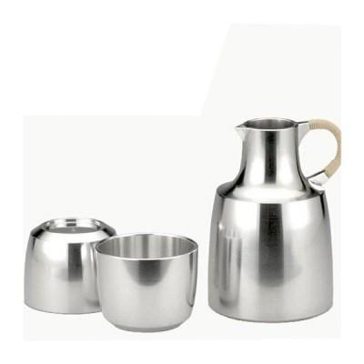 大阪錫器 酒器セット 玄武(8-4)キッチン、台所用品