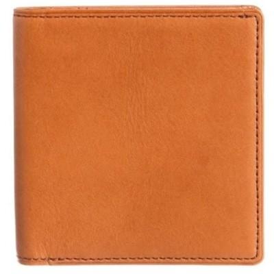 [スインリー] 財布 メンズ 二つ折り 薄型 日本製 EWSLBS02