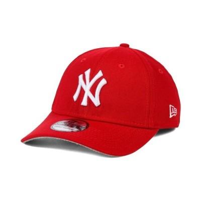 ニューエラ 帽子 アクセサリー メンズ New York Yankees Fashion 39THIRTY Cap Red