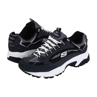 スケッチャーズ Stamina - Nuovo メンズ スニーカー 靴 シューズ Navy/Black