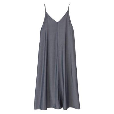 サテンボリュームキャミソールロングワンピース ティティベイト titivate (ワンピース)Dress