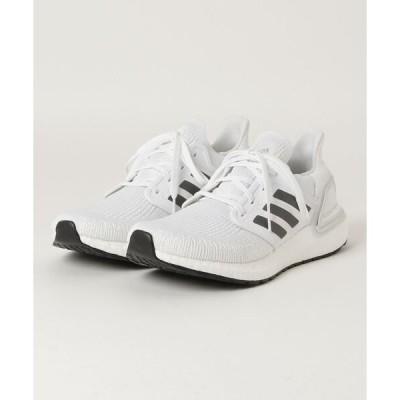 スニーカー adidas アディダス ultraboost 20 EG0783 FWHT/NGMT/DGRY