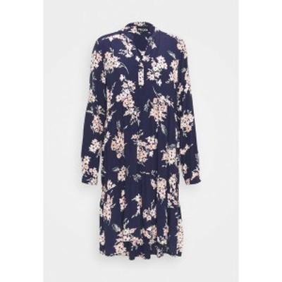 ピーシーズ レディース ワンピース トップス PCTYS DRESS - Day dress - maritime blue maritime blue