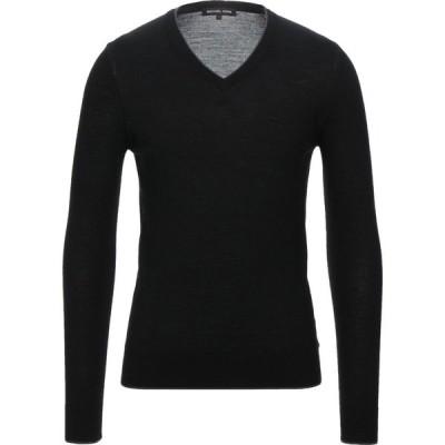マイケル コース MICHAEL KORS MENS メンズ ニット・セーター トップス sweater Black