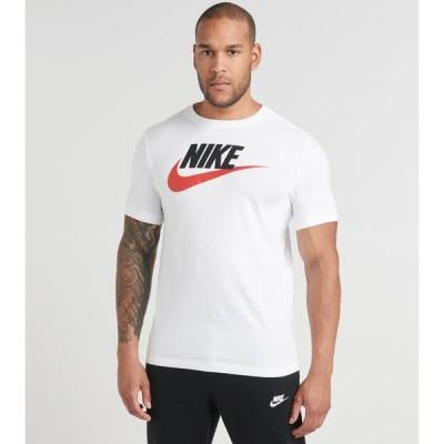 NIKE/ナイキ メンズ Tシャツ NSW Icon Futura Tee #AR5004-100