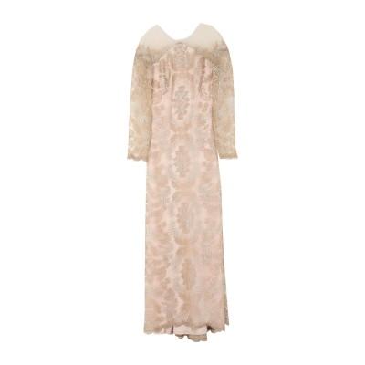 TADASHI SHOJI ロングワンピース&ドレス ゴールド 14 ポリエステル 80% / ナイロン 20% ロングワンピース&ドレス