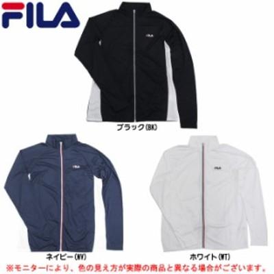 FILA(フィラ)ラッシュガード(426288)マリンスポーツ スイミング フィットネス UV対策 プール 長袖 メンズ