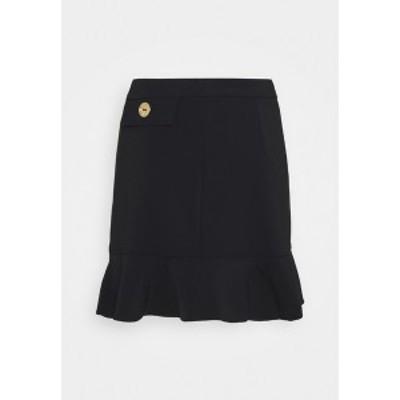 エリザベスフランキ レディース スカート ボトムス Mini skirt - nero nero