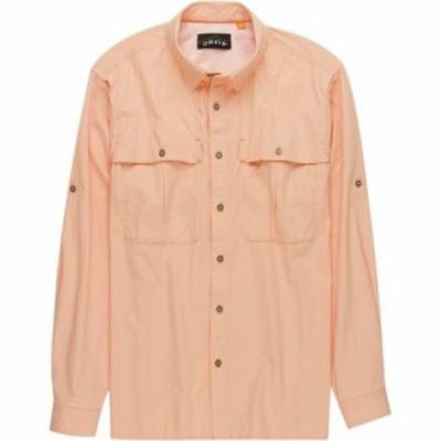 オルビス トップス Open-Air Caster Long-Sleeve Shirt - Mens