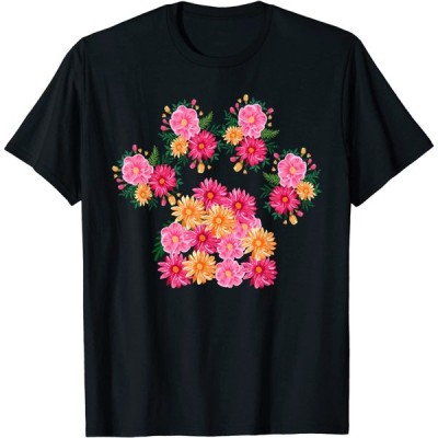 キャッツ365-Flower-Rescue-Cats-Tシャツ