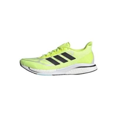 アディダス メンズ スポーツ用品 SUPERNOVA + BOOST BOUNCE PRIMEGREEN RUNNING REGULAR SHOES - Stabilty running shoes - yellow