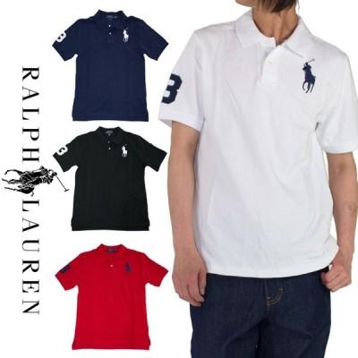 ボーイズサイズ ラルフローレン ポロシャツ メンズ レディース POLO RALPH LAUREN ビッグポニー ポロシャツ 小さいサイズ