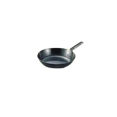【まとめ買い10個セット品】SA鉄黒皮オーブン用厚板フライパン 30cm