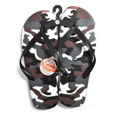 メンズ 靴 サンダル Mens Flip Flops Size 11 Camouflage