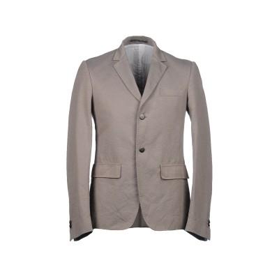 マウロ グリフォーニ MAURO GRIFONI テーラードジャケット グレー 52 コットン 100% テーラードジャケット