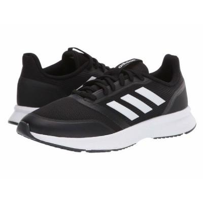 アディダス スニーカー シューズ メンズ Nova Flow Core Black/Footwear White/Grey Six