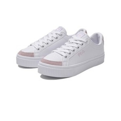 F50803003 W COURT DELUXE BOLD WHT/PINK 599041-0001