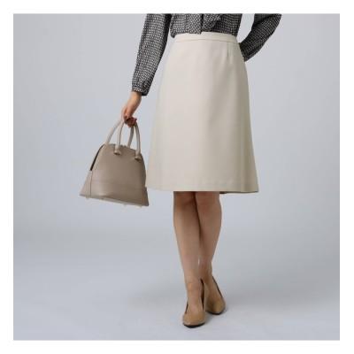 【アンタイトル/UNTITLED】 【洗える】ローズバスケットスカート