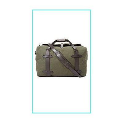 Filson Men's Medium Duffel Bag, Otter Green, One Size【並行輸入商品】