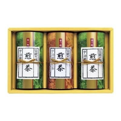 仲井芳東園 宇治銘茶 詰合せ LB25-40