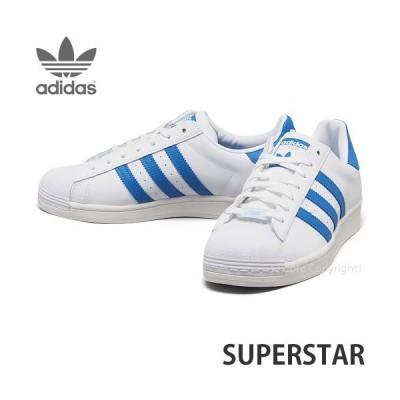 アディダス オリジナルス スーパースター adidas Originals SUPERSTAR スニーカー メンズ MENS カラー:FWホワイト/BLバード/Oホワイト
