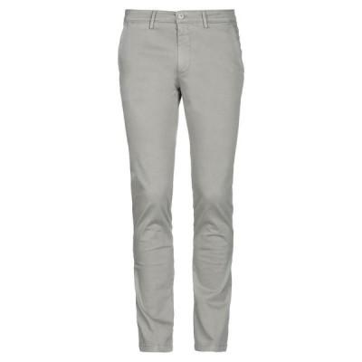 LUCA BERTELLI チノパンツ ファッション  メンズファッション  ボトムス、パンツ  チノパン グレー