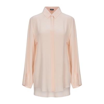 JIL SANDER NAVY シャツ ライトピンク 36 シルク 100% シャツ
